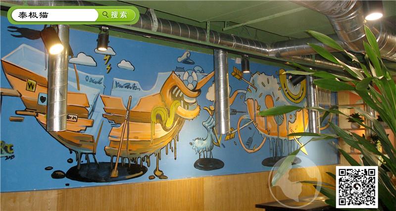 幼儿园墙绘素材