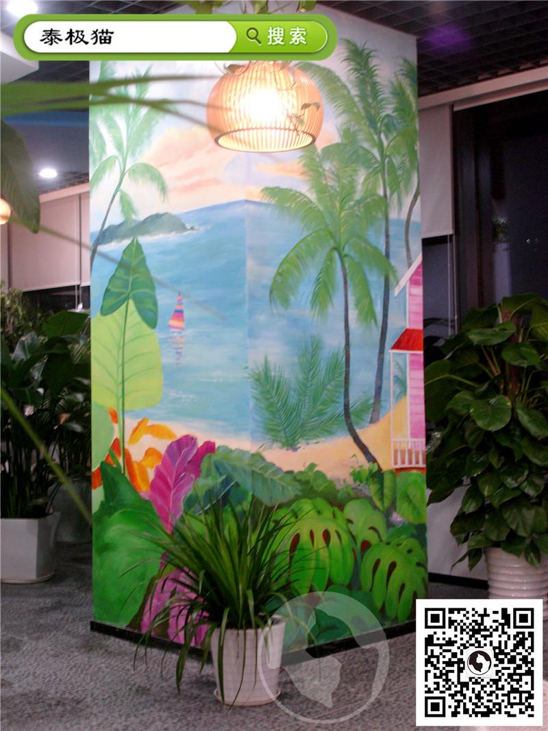 3d壁画墙绘设计的出发点我们以赢在筑梦,攀登,放飞梦想,激情创意四个